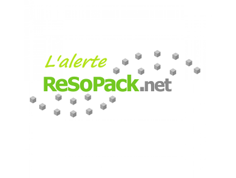 infos ReSoPack: innovation, design & prospective